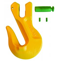 Gunnebo Johnson - 589689 - 1/2 Clevis Type Cradle Grab Hook