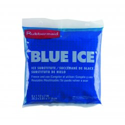 Rubbermaid - 1006-TL-220 - Blue Ice All-purpose Pack