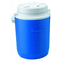 Rubbermaid - 1560-06-MODBL - 1 Gallon Victory Jug Modern Blue