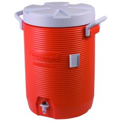 Rubbermaid - 1685-01-11 - Water Cooler Polyethylene 19 Inx12.5 In Gott Rubbermaid 5 Gal, Ea