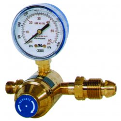 Goss - EP-80G - Regulator Less Gauge, Ea