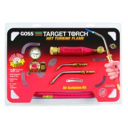 Goss - KX-3B - Acet-o-lite Snap-in Style Acetylene Kit W/ga3 &, Kit