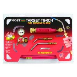 Goss - KX-7B - Acet-o-lite Snap-in Style Acetylene Kit W/ga-8, Kit