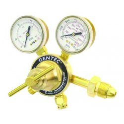 Gentec - 152AR-100 - Gw 33-152ar-100 & Mig Meter 8 Argon Cga 580