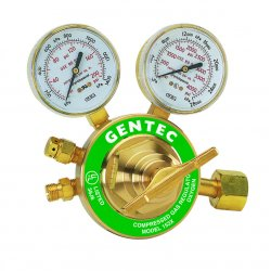 Gentec - 153X-125 - Gw 33-153x-125 Hvy Dtyoxygen Cga540