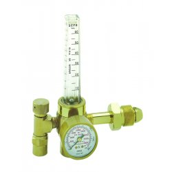 Gentec - 191AR-60-6HSP - Flowmeter Regulator 191aw/6' Hose