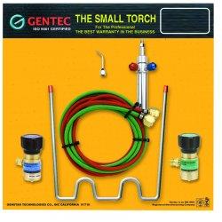 Gentec - KSTP14-TSP - Ox-acet/prop Kit W/reg S