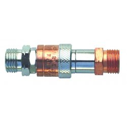 Gentec - QC-HHF - Gw 33-qc-hhf Hose To Hose Fuel Gas Connector