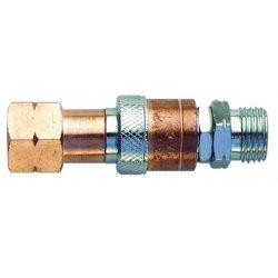 Gentec - QC-HTF - Gw 33-qc-htf Hose To Hose Fuel Gas Connector