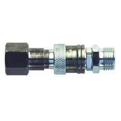 Gentec - QC-HTX - Gw 33-qc-htx Hose To Torch Oxygen Connector