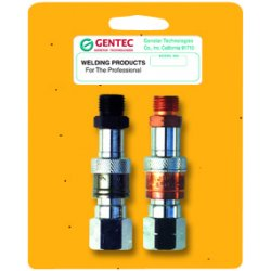 Gentec - QC-RHPRSP - Gw 33-qc-rhprsp Reg. Tohose Pop Package