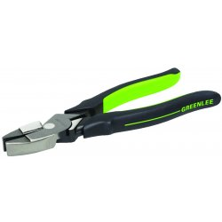 Greenlee / Textron - 0151-09M - Greenlee 0151-09M 9in Side Cutting Electrician Pliers - Molded