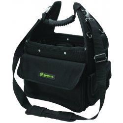 Greenlee / Textron - 0158-13 - Greenlee 0158-13 37 Pocket Cordura Open Tool Carrier - HxWxD: 11 x 9 x 10