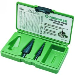 Greenlee / Textron - 03607 - Kit-step Bit