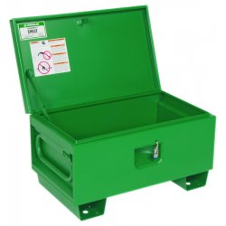 Greenlee / Textron - 1636 - Greenlee 1636 Steel Mobile Storage Chest - HxWxD: 19 x 36 x 17