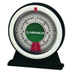 Greenlee / Textron - 1895 - Greenlee 1895 Angle Protractor with Magnetic Base