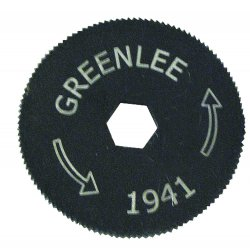 Greenlee / Textron - 1941-5 - Greenlee 1941-5 Replacement Blades for 1940 Splitter, 5-Pack