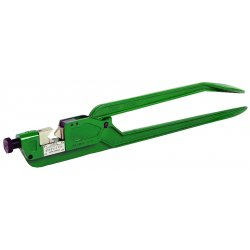 "Greenlee / Textron - 1981 - 22-3/8""L Dieless Crimper, 8 to 4/0 AWG Aluminum, 8 AWG to 250 KCMIL Copper"