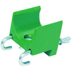Greenlee / Textron - 31927 - Greenlee 31927 Mounting Clip; For Use With 1-1/2 Inch Rigid Steel Conduit