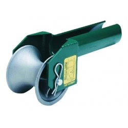 "Greenlee / Textron - 441-4 - 4"" Feeding Sheave, Ea"