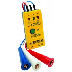 Greenlee / Textron - 5123 - Motor Rotation Indicators (Each)