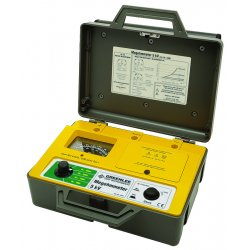 Greenlee / Textron - 5990 - Greenlee 5990 Megohmmeter, 5kv (5990)