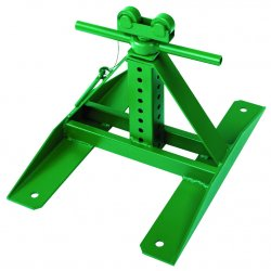 "Greenlee / Textron - 687 - ""wire Reel Stand Screw Type 13"""" - 28"""" Greenlee"", Ea"