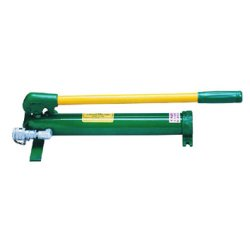 Greenlee / Textron - 755 - Greenlee 755 Hydraulic Hand Pump for Greenlee Benders