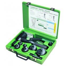 Greenlee / Textron - 7804-SB - Drvr-hyd Ko, Set