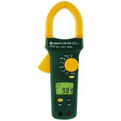 Greenlee / Textron - CM-1550 - Clampmeter Ac/dc-rms, Ea