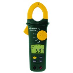 Greenlee / Textron - CM-800 - Clampmeter Ac, Ea