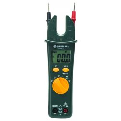 Greenlee / Textron - CSJ-100 - Clampmeter-open Jaw