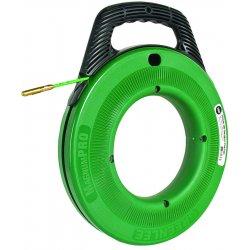 "Greenlee / Textron - FTF540-50 - Greenlee Fish Tape,Fiberglass-.175"" X 50' - Fiberglass - 2.80 lb - Lightweight, Comfortable Grip, Impact Resistant"