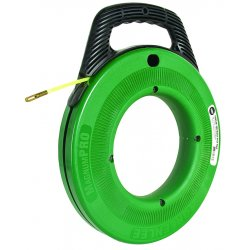 Greenlee / Textron - FTN536-100 - Greenlee Fish Tape,Nylon-100' - Nylon - 3.60 lb - Comfortable Grip, Curl Resistant, Replaceable Tip