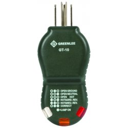 Greenlee / Textron - GT-10 - Greenlee Energy Tester