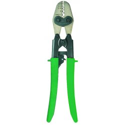"Greenlee / Textron - K2-1BGL - 12-7/8""L Ratchet Crimper, 22 to 6 AWG"
