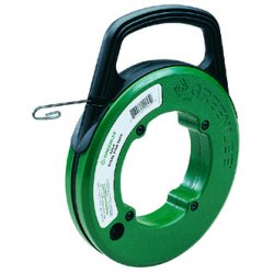 Greenlee / Textron - R538-10 - Steel Tape 1/4x100, Ea
