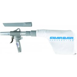 Guardair - 1500 - Cast Aluminum Pistol Grip Pneumatic Vacuum&#x3b; Max. Inlet Pressure: 120 psi