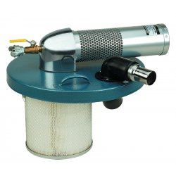 "Guardair - N551BX - Vac Generating Head 11/2"" Vac Hose (100 Cfm)"