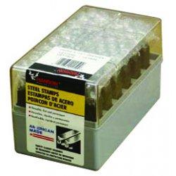 """C.H. Hanson - 22350 - 1/4"""" Hs 27pc Premier Letter Stamp Set"""