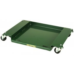 Harper Trucks - 8547 - Harper Series 85 Lo-Load Cryogenic Container Dolly With 3' Poly Caster And 22' Base Plate, ( Each )