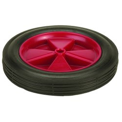 Harper Trucks - WH15P - Harper 10' X 1 3/4' X 5/8'- 11 150 lb Semi-Pneumatic Wheel With 1 5/8' Hub And 5/8' Plain Bearing, ( Each )