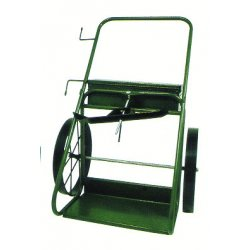 Saf-T-Cart - 503-20 - Welding Cylinder Truck. Continuous Frame Flow-Back, 400 lb., Cylinder Capacity 2