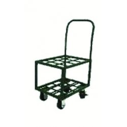 Saf-T-Cart - MDE-12HD - Medical Series Carts (Each)