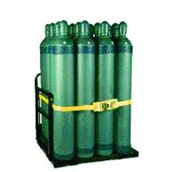 Saf-T-Cart - STP-16 - Sf Stp-16 16 Cylinder Rack