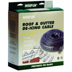 Wrap-On - 14020 - Roof and Gutter De-Icing Cables (Each)