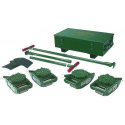 Hilman Rollers - KRS-15-SLD - 300-k15fd 15ton Riggerskit Deluxe, Kit