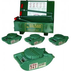 Hilman Rollers - KRS-60-SLD - 300-k60fd 60ton Deluxe Riggers Kit Consists Of, Kit