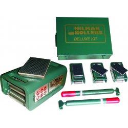 Hilman Rollers - KRS-8-4S - Equipment Roller Kit, Swivel, 16, 000 lb.