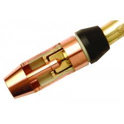 Bernard - DS-1 - Bernard DS-1 Centerfire Small Gas Diffuser; Brass, Fo...